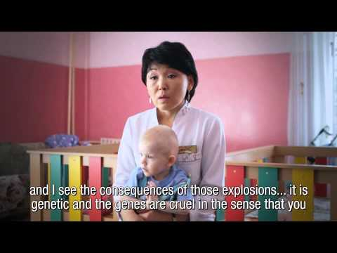 Kazakhstan Nuclear Weapons