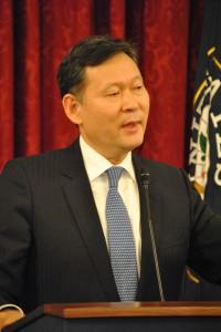 kazkh ambassador