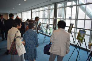 Exhibition of Kuyukov's art in Tokyo
